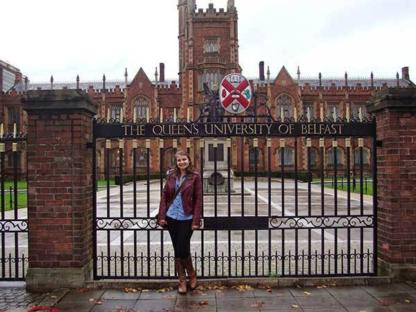 Kathleen Brennan at Queen's University Belfast
