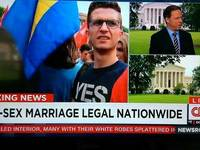 Connor Hayes on CNN