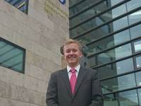 Vince Vangaever at the Dutch Development Bank